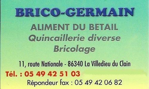 BRICO GERMAIN