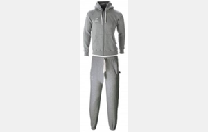 Ensemble Pantalon/Sweat Batleboa gris