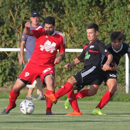 Match amical ESN2 vs NIEUIL2 23/08/19